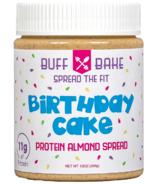 Buff Bake Birthday Cake Protein Almond Spread