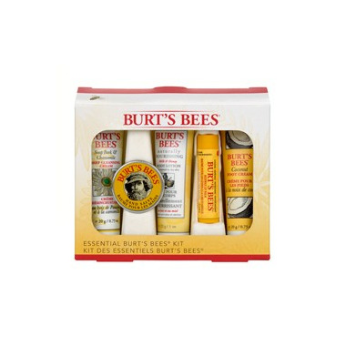 Burt\'s Bees Essential Body Kit