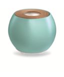 Ellia Balance Ultrasonic Aroma Diffuser in Blue