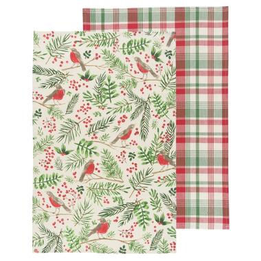 Now Designs Wintersong Dishtowel Set