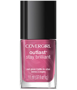 CoverGirl Outlast Stay Brilliant Nail Gloss Petal Power (40)