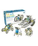 CIC Kit 14 in 1 Educational Solar Robot Robotic Kit