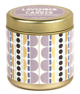 Paddywax Kaleidoscope Gold Tin Lavender Cassis Candle