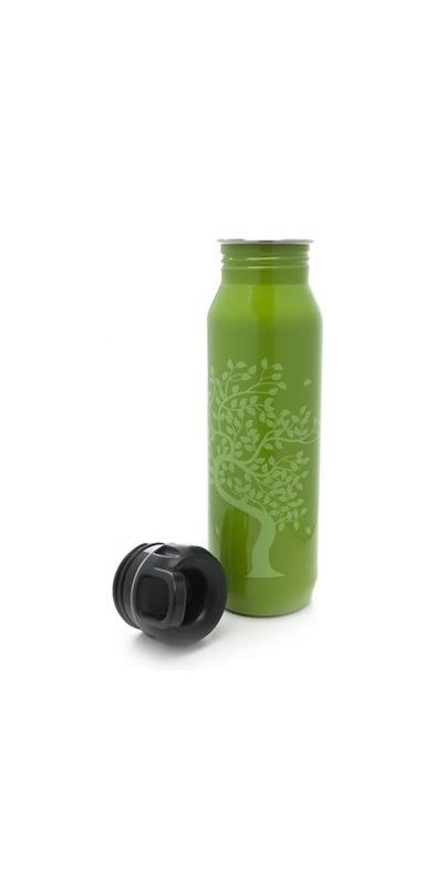 Buy Gaiam Tree Of Life Stainless Steel Water Bottle At