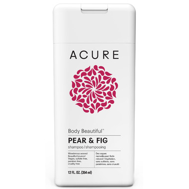 Acure Body Beautiful Shampoo Pear & Fig