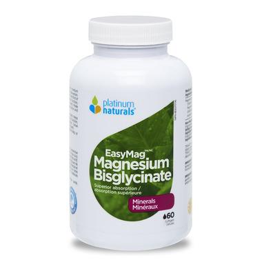 Platinum Naturals EasyMag Magnesium Bisglycinate