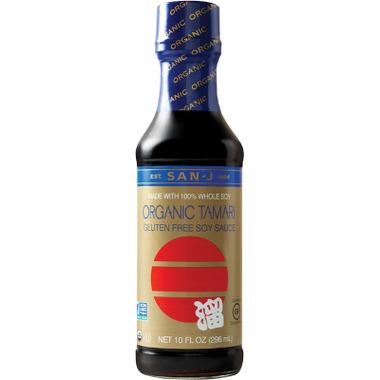 San-J Organic Wheat Free Tamari Soy Sauce