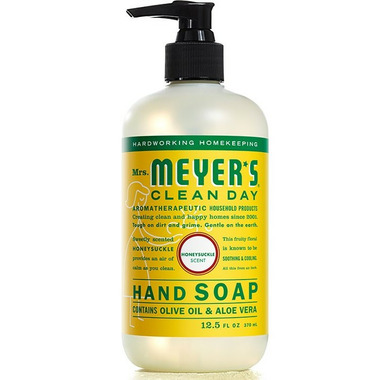 Mrs. Meyer\'s Clean Day Hand Soap HoneySuckle