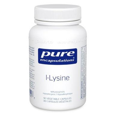 Pure Encapsulations L-Lysine