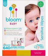 bloom BABY Senstive Wipes Bulk Box