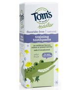 Tom's of Maine Toddler Training Toothpaste Mild Fruit