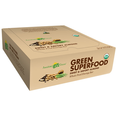 Amazing Grass Green SuperFood Whole Food Energy Bars
