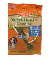 Nutri Dent Complete Dental Chews Chicken Medium Size 18 Pack