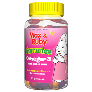 Webber Naturals Treehouse Omega-3 Gummies