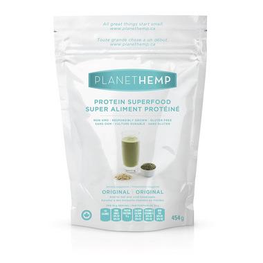 Planet Hemp Protein Superfood