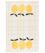 Now Designs Lemon Pop Print Tea Towel