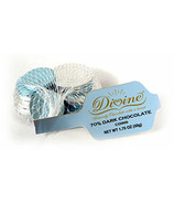 Divine Chocolate Fair Trade Dark Chocolate Coins
