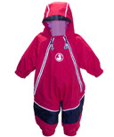 Calikids Waterproof Onesie Red