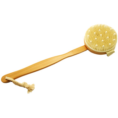 Axel Kraft Natural Bristle Massage Brush with Pins