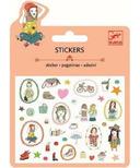 Djeco Mini Stickers Fashion
