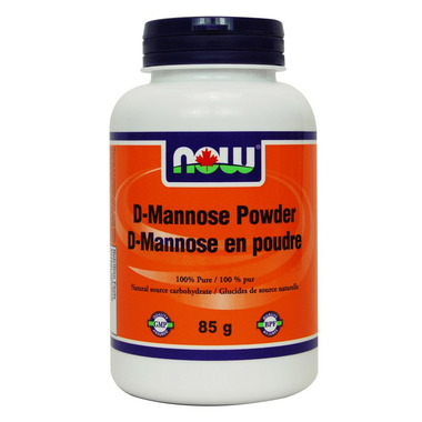 NOW Foods D-Mannose Powder