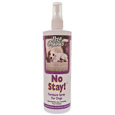 Pet Organics No Stay Furniture Spray for Dogs