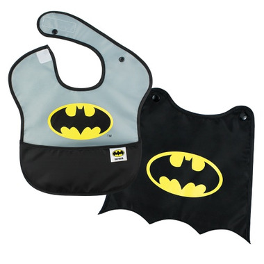 Bumkins DC Comics Batman Caped SuperBib