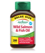 Jamieson Wild Salmon & Fish Oil Value Pack