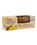 Kii Naturals Artisan Crisps Organic Date and Lemon