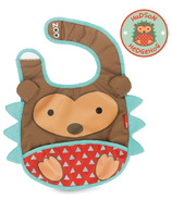 Skip Hop Zoo Tuck-Away Bibs Hedgehog