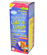 Hyland's Nighttime Cold & Cough 4 Kids