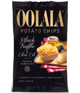 Natural Nectar OoLaLa Potato Chips Black Truffle & Olive Oil