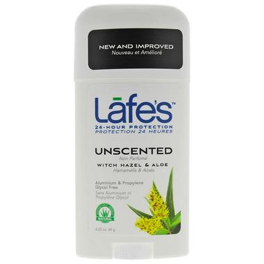 Lafe\'s Unscented Deodorant Stick