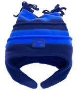 Calikids Fleece Hat Two Tone Skydiver & Navy