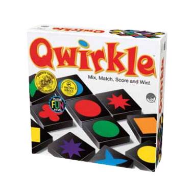 Outset Media Qwirkle