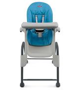 OXO Tot Seedling High Chair Blue & Dark Grey