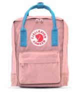 Fjallraven Kanken Backpack Pink & Air Blue