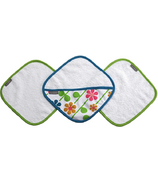 JJ Cole Washcloth and Mitt Set