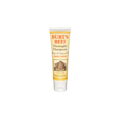 Burt\'s Bees Therapeutic Honey and Grapeseed Oil Hand Creme