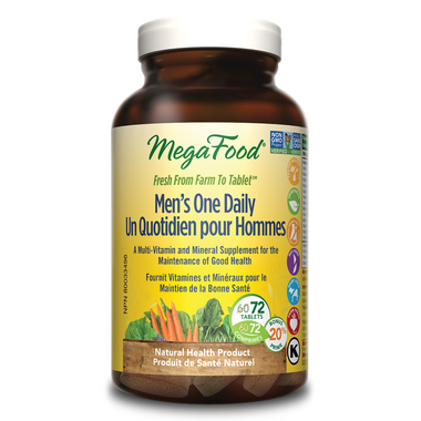 MegaFood Men\'s One Daily Multi-Vitamin
