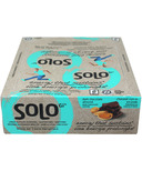 SoLo Gi Dark Chocolate Almond Energy Bars