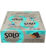 SoLo Gi Dark Chocolate Almond Energy Bars