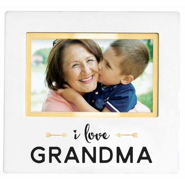 Pearhead I Love Grandma Sentiment Frame