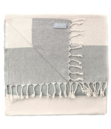 Stray & Wander Rio Towel Natural & Beige