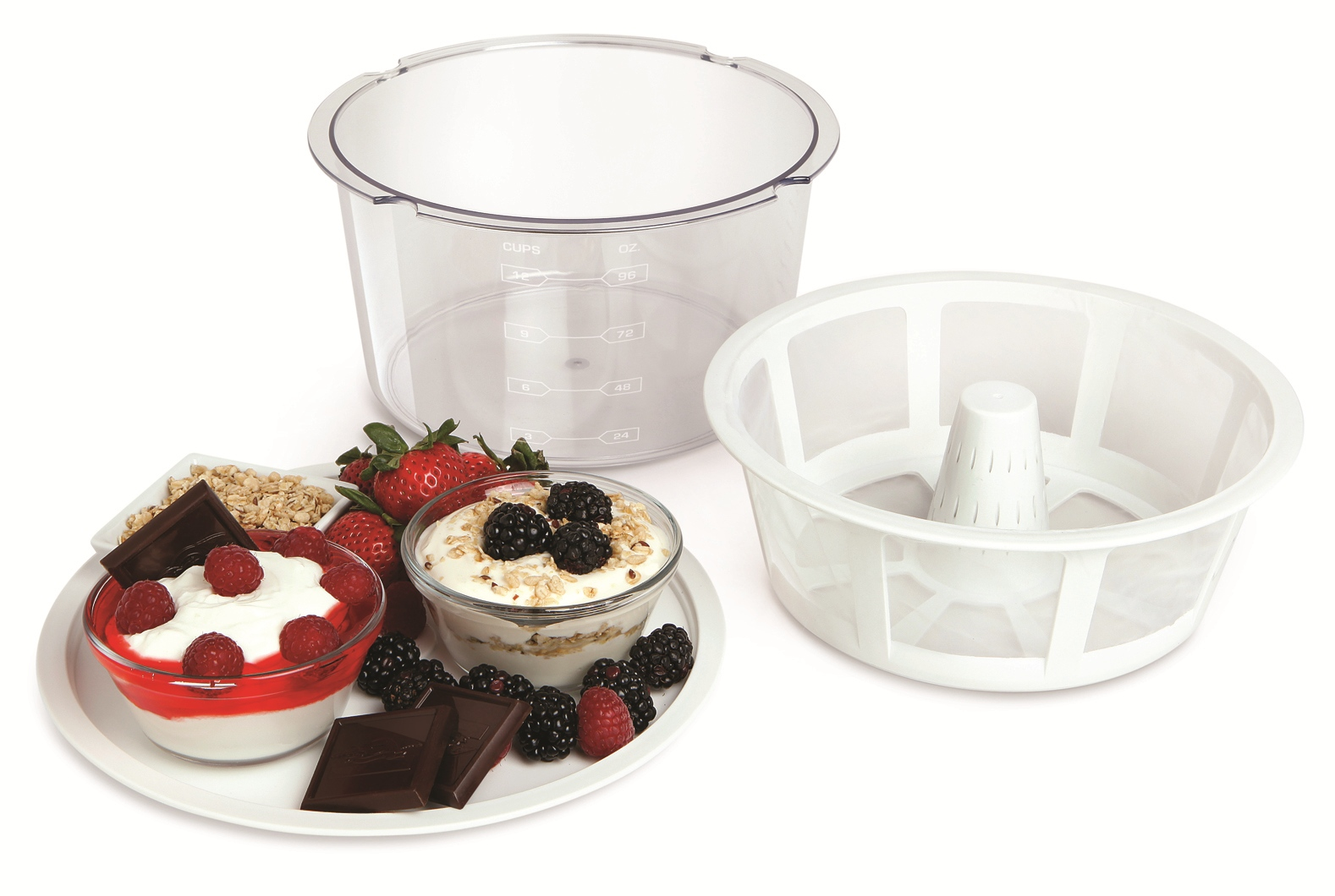 Buy euro cuisine greek yogurt maker at free for Cuisine yogurt maker recipe