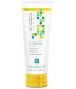 ANDALOU naturals Sunflower & Citrus Medium Hold Styling Gel