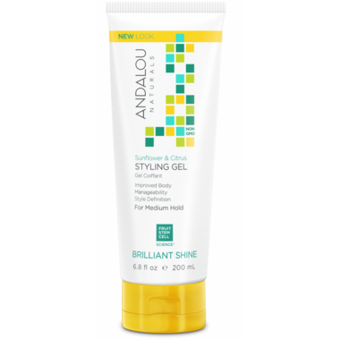 Buy Andalou Naturals Sunflower Amp Citrus Medium Hold