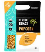 Central Roast Organic Yellow Popcorn