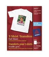 Avery Light T-Shirt Transfers for Inkjet Printers