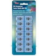 Card Health Care Twice Daily AM/PM Pill & Vitamin Organizer